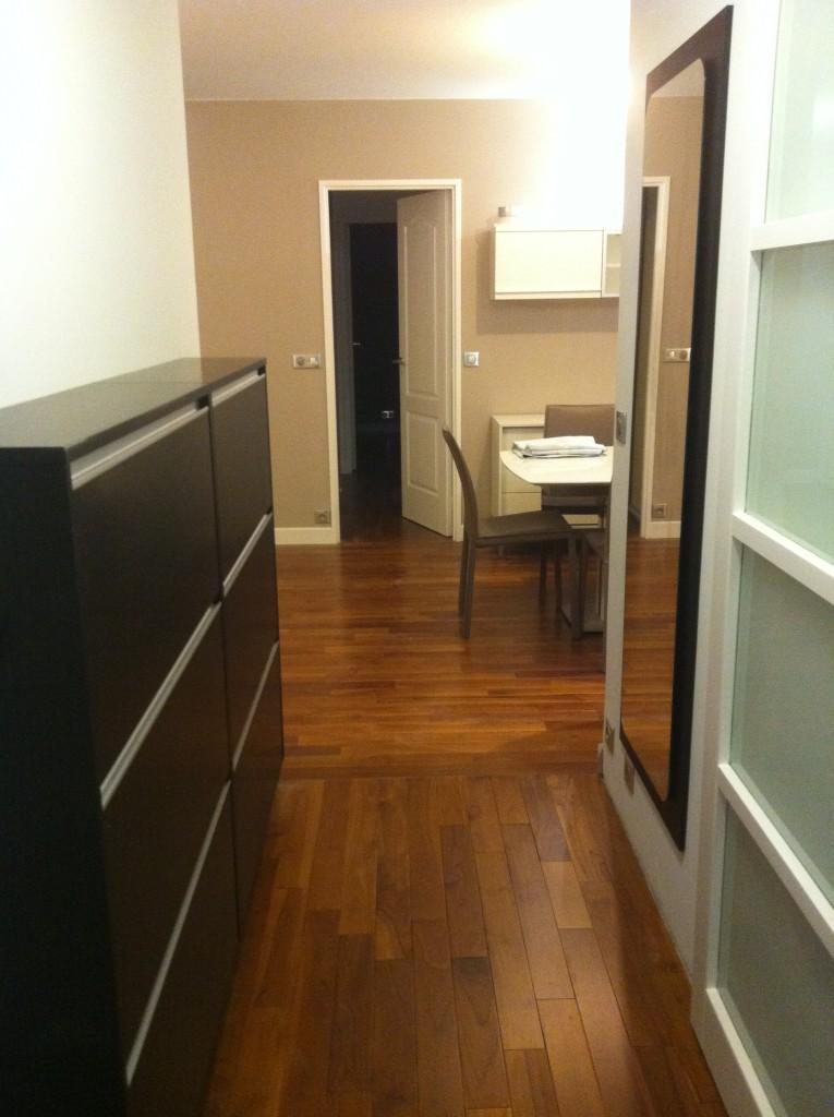 r fection compl te d 39 un appartement parisien. Black Bedroom Furniture Sets. Home Design Ideas
