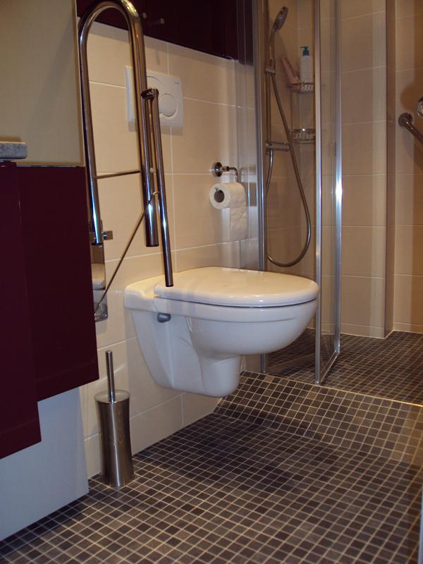 Salle De Bain Handicape Normes Hotel : Salle de bain handicape normes hotel solutions pour la