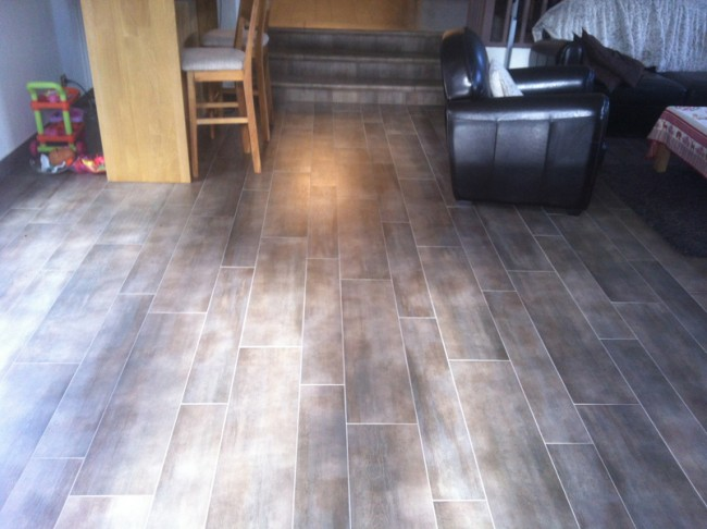 Poser du parquet sur du carrelage blog de conception de for Pose parquet stratifie sur carrelage