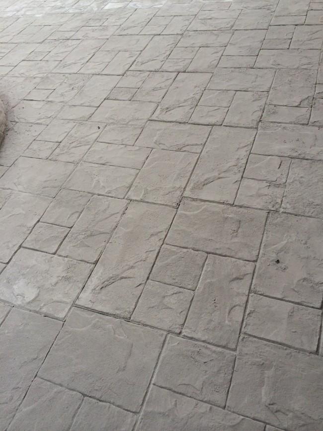 B ton d coratif finition multi formats 2 for Finition dalle beton exterieure