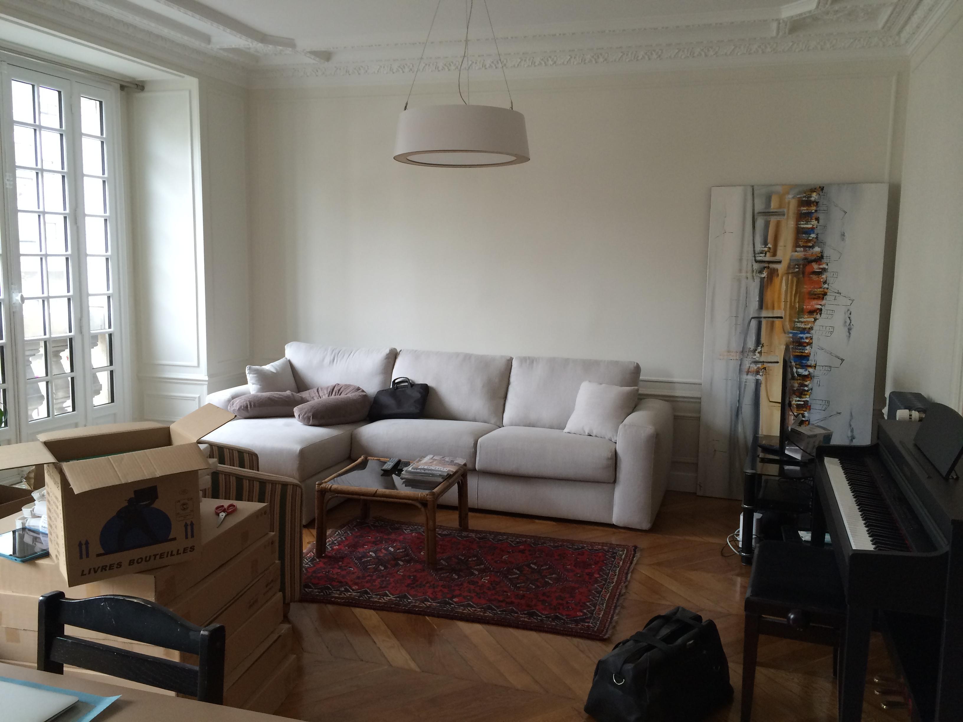 r fection d 39 un appartement paris. Black Bedroom Furniture Sets. Home Design Ideas