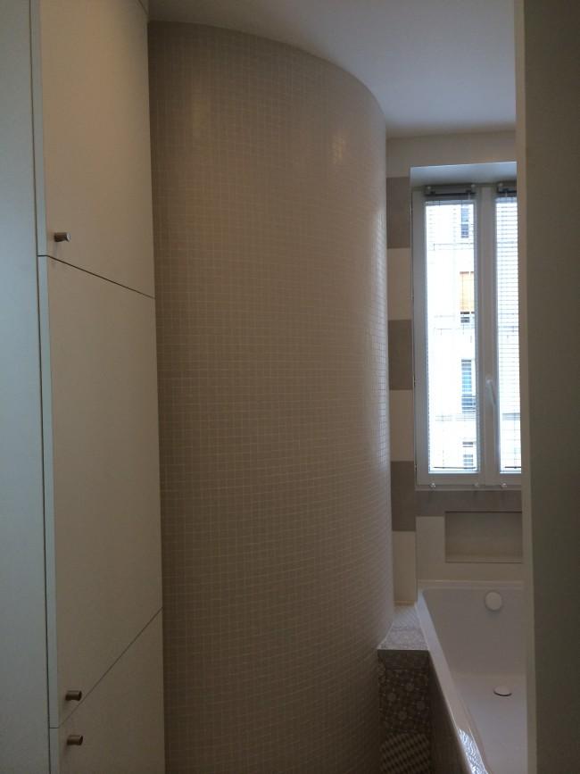 Rénovation d'une salle de bains - Charenton le Pont